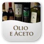 Olio, Aceto, Alimentari